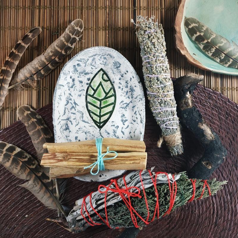 Набор пало санто и шаманские травы