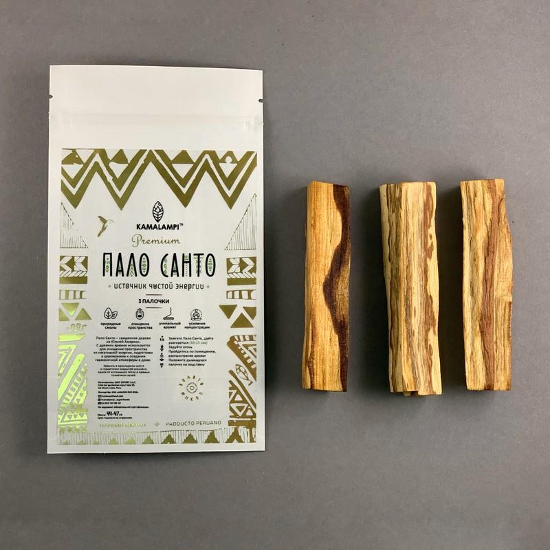 Пало Санто Premium 3 палочки