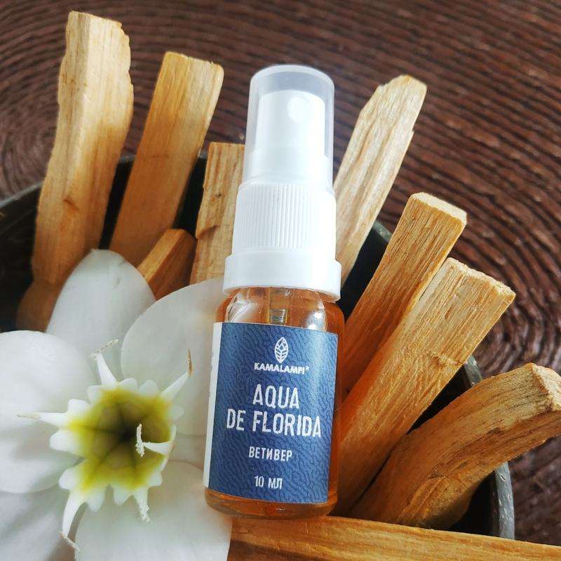 Aqua de Florida Ветивер
